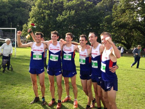 GB Team, World Champs 2015