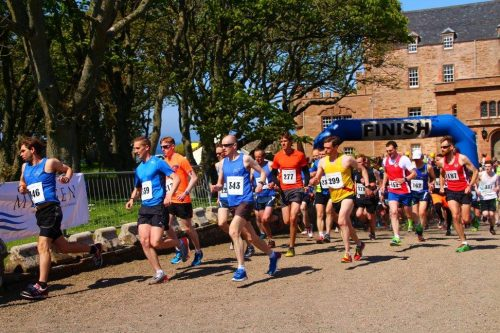 Kevin Castle of Mey 10K 2016