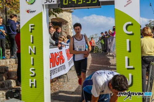 Ross Smarna Gora Mountain Running World Cup