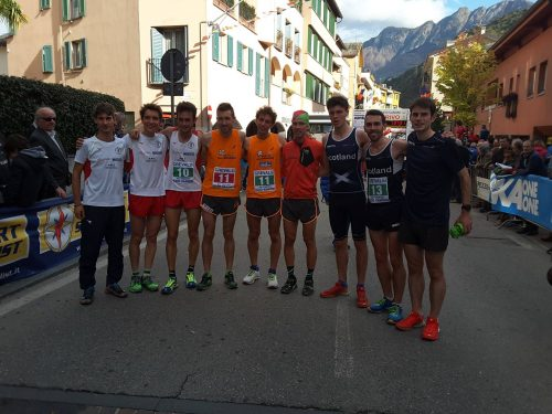 Ross Trofeo Vanoni International Mountain Relays