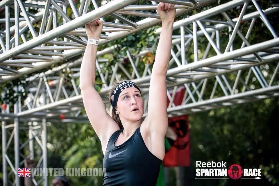Sarah Spartan Race